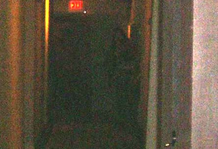 Haunted Galvez Hotel Ghost Picture